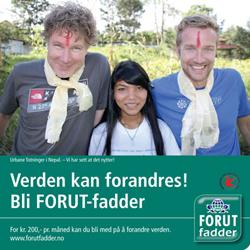 Bli Forut-fadder - Fadderbarn.info